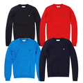 Lyle & Scott Crew Neck Cotton Golf Jumper