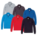 Lyle & Scott 1/4 Zip Cotton Golf Jumper