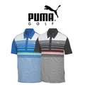 Puma Mens YD Stripe Golf Polo 2015
