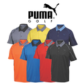 Puma Mens Titan Tour Golf Polo 2015