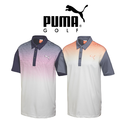 Puma Mens GT Glitch Golf Polo 2015