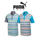 Puma Mens Road Map Golf Polo 2015