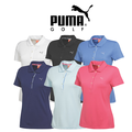 Puma Womens Tech Golf Polo 2015