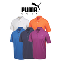 Puma Junior Tech Golf Polo 2015