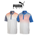 Puma Junior Glitch Golf Polo 2015