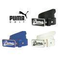 Puma Script Fitted Golf Belt 2015