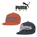 Puma Script Cool Cell Snapback Golf Cap 2015