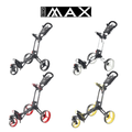 Big Max Z 360 3 Wheel Golf Trolley
