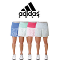 Tour Mixed Print Pull On Golf Skort
