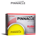 Pinnacle Rush Yellow Golf Balls 2016