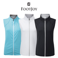 Footjoy Women's Full Zip Chill-Out Golf Vest.