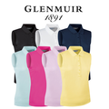 Jenna Sleeveless Golf Performance Pique Polo