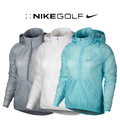 Ladies Hyperlite Half Zip Trans Golf Jacket