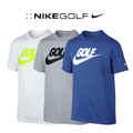 Boys Graphic Golf Tee Shirt