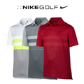 Boys TR Dry Stripe Golf Polo