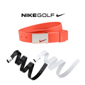 Womens Modern Plaque Golf Belt