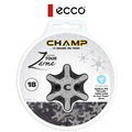 Ecco Champ Zarma Slim Lok Golf Spikes