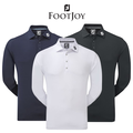 Long Sleeve Thermolite Polo Shirt