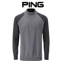 Ping Colton Mens Sweater - French Grey