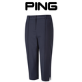 Ping Ladies Sinead Cropped Golf Trousers - 2019