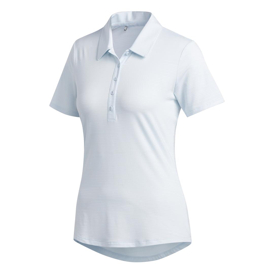 crisis Me preparé mezcla  adidas Ladies Microdot Golf Polo Shirt - SALE