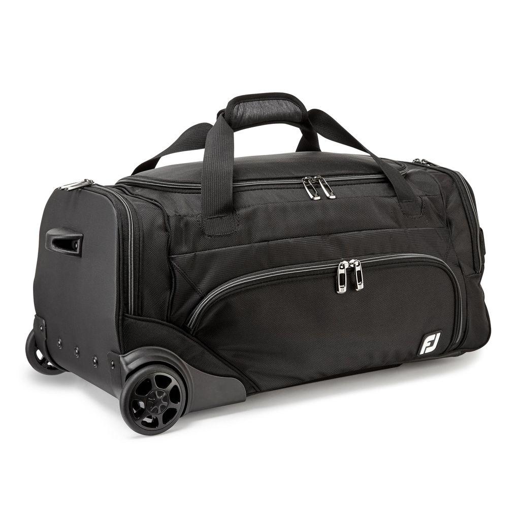 4daab5246d FootJoy Wheeled Duffle Bag - New. Black - 31694