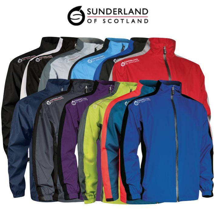 b168d41d2d60b7 Sunderland Vancouver Waterproof Golf Jacket Only £84.95