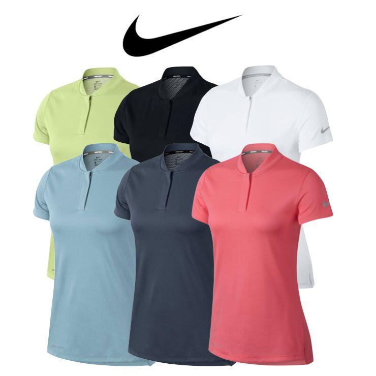 f2b47a5e45ba Nike Womens Dry Bold Short Sleeve Golf Polo SALE