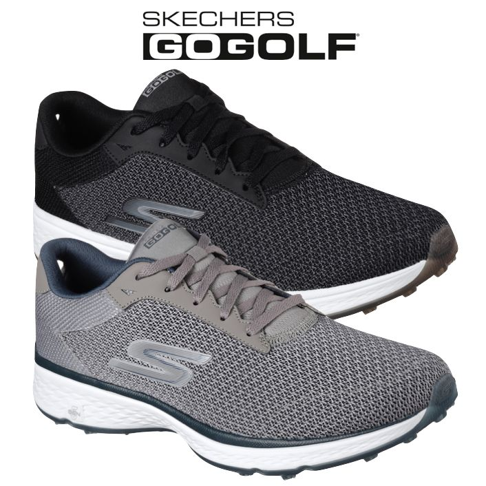 Skechers Mens GO GOLF Fairway Lead Golf Shoes