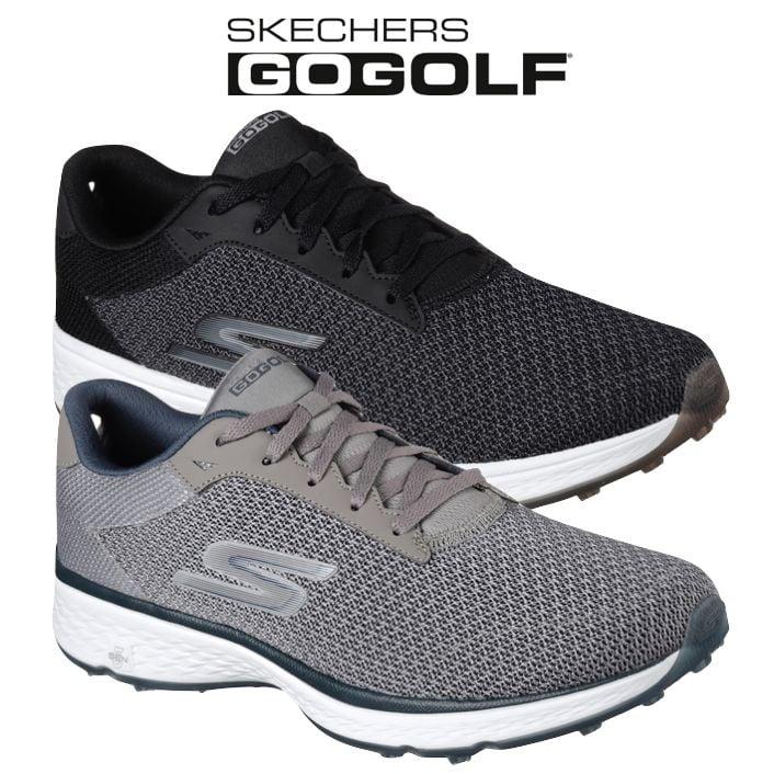 d3a10d8f0a55 Skechers Mens Go Golf Fairway - Lead Golf Shoes - SALE