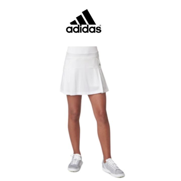 6a8ada521f adidas Junior Girls Printed Golf Skort