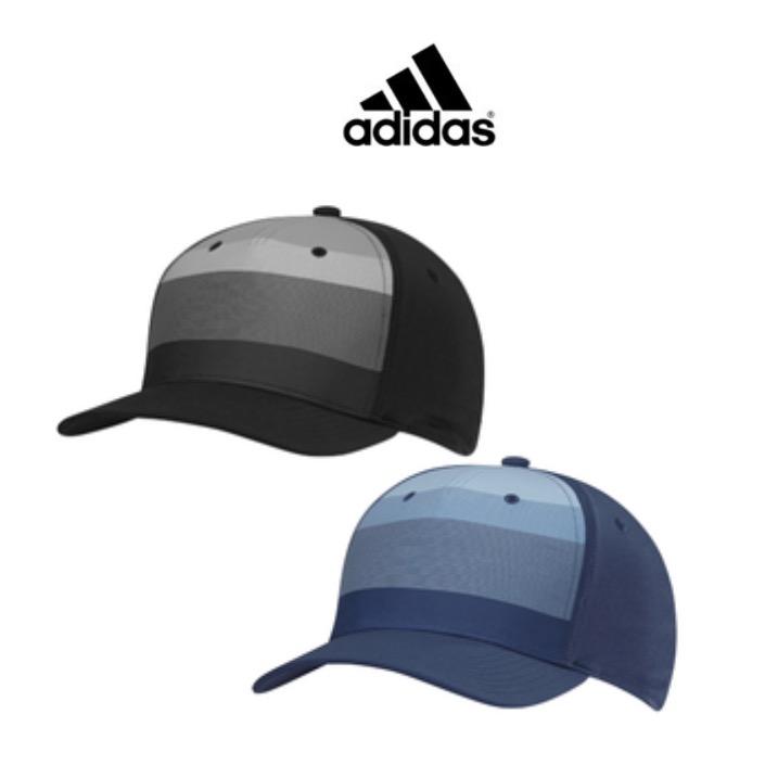 abde83a2ece adidas Mens Tour Stripe Golf Cap