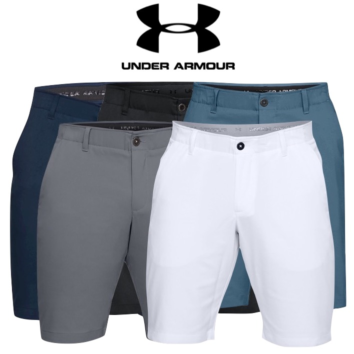 7caf449a Under Armour Mens Showdown Taper Golf Shorts - Special Offer