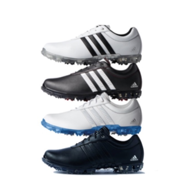 the latest d99b0 d92a9 adidas adiPure Flex Mens Golf Shoe