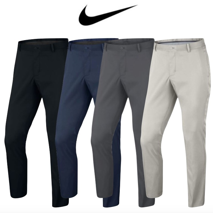 4e342411 Nike Mens Flex Slim Golf Pants Core