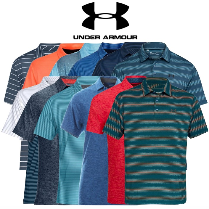 fe3ab6b2 Under Armour Mens Playoff Golf Polo - SALE
