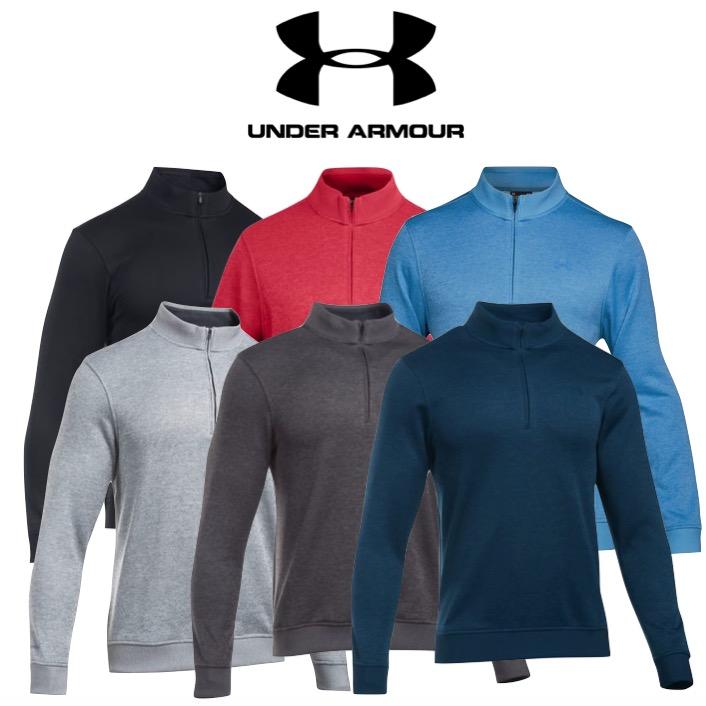 21b419f852ab7 Under Armour Storm 1/4 Zip Sweater Golf Fleece - Special Offer