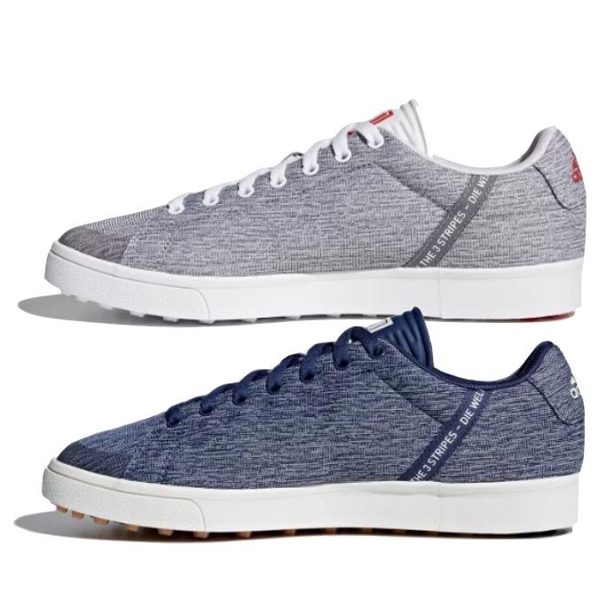 online retailer 6826e e3b52 adidas adicross Classic Textile Mens Golf Shoes. adicross Classic Textile