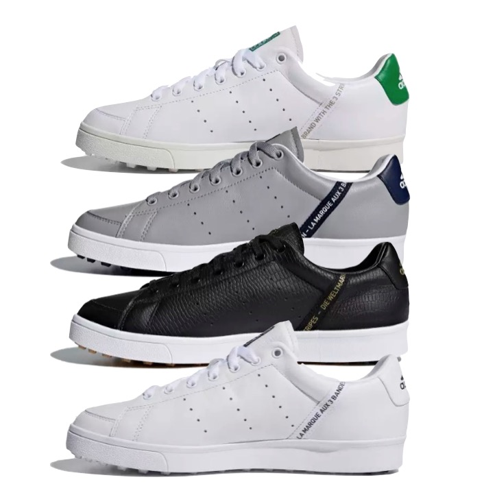 adidas adicross Classic Leather Mens Golf Shoes SALE