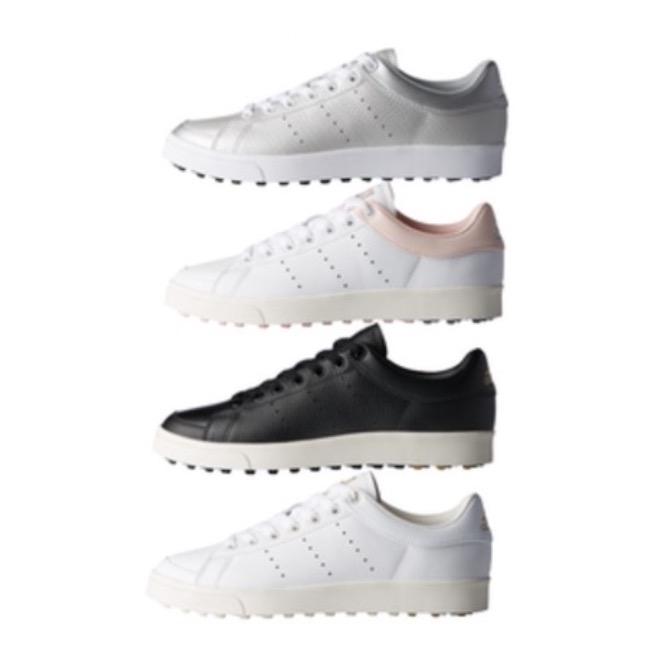 sale retailer 8fc6a 7e5ce ... huge inventory adidas adicross Classic Leather Womens Golf Shoes. Adicross  Classic Leather e7369 62ad9 ...