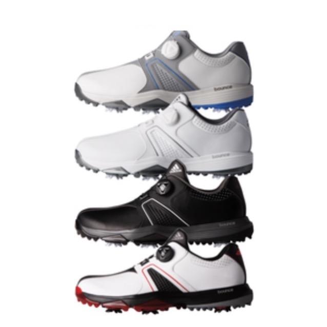 new concept 754c0 32d99 adidas 360 Traxion BOA Mens Golf Shoe
