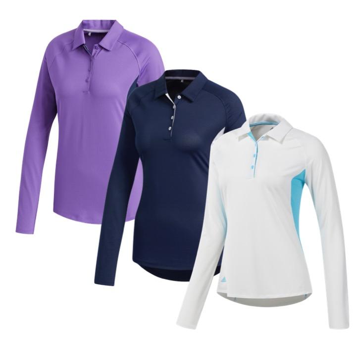 adidas Ladies Ultimate 365 Climacool Golf Polo Shirt fb2011fe05