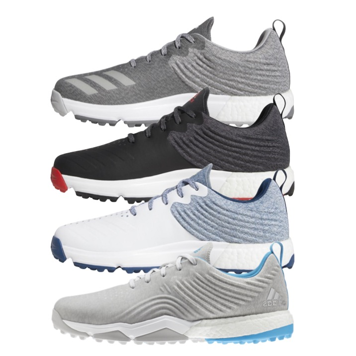 premium selection 77f32 c173a adidas adipower 4orged S Mens Golf Shoe. Adipower S4 Mens Golf Shoe