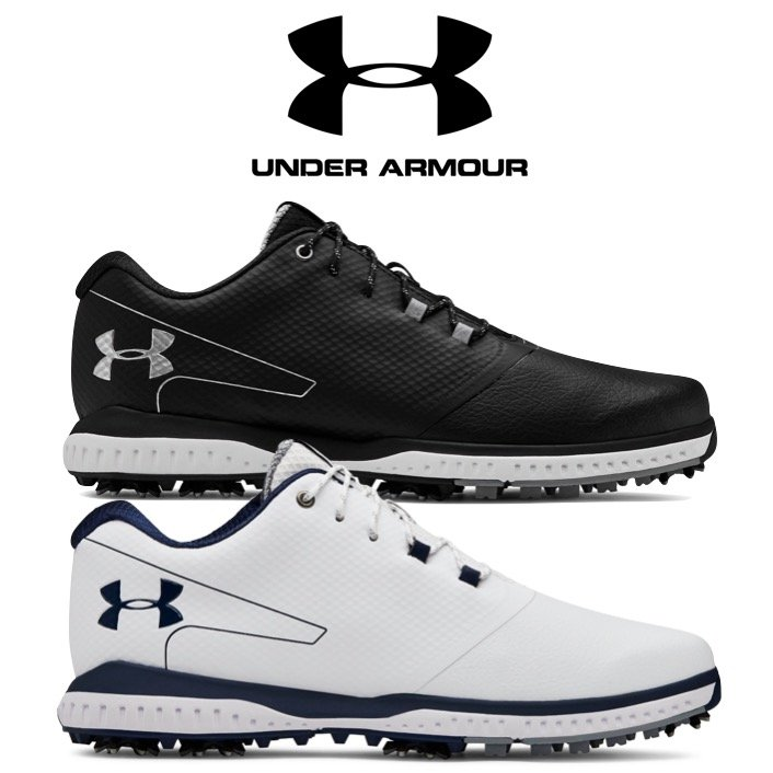 ee2ea91540 Under Armour Mens Fade RST 2 Golf Shoes