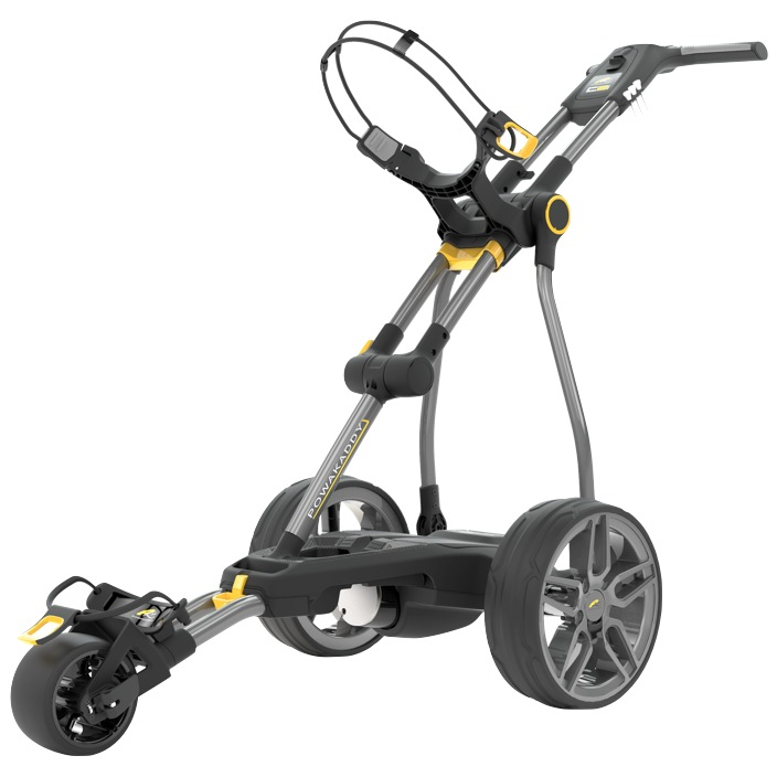 Powakaddy 2019 Compact C2i Electric Golf Trolley 36 Hole Lithium