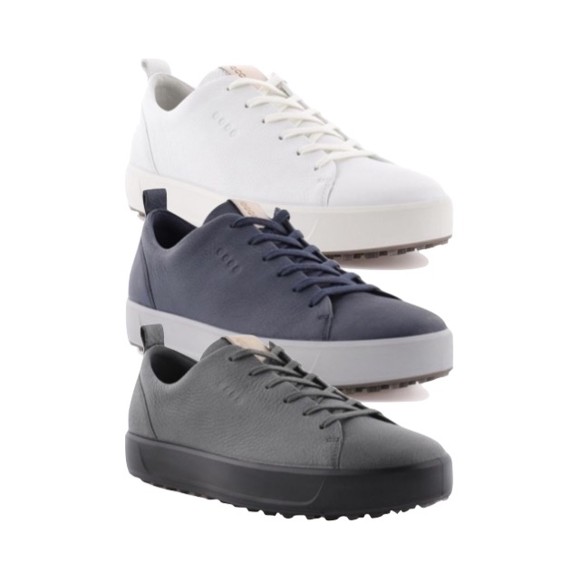 Ecco Mens Soft Golf Shoes