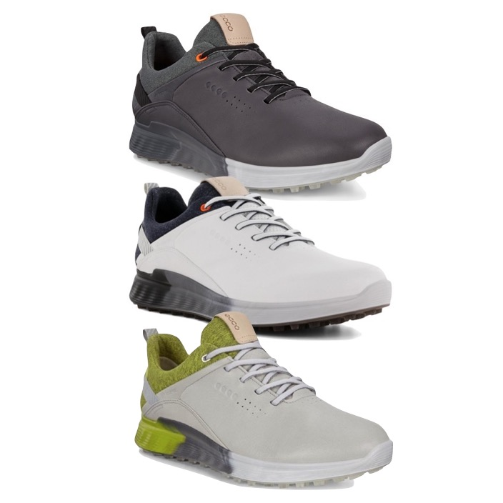 Ecco Mens S Three Golf Shoes