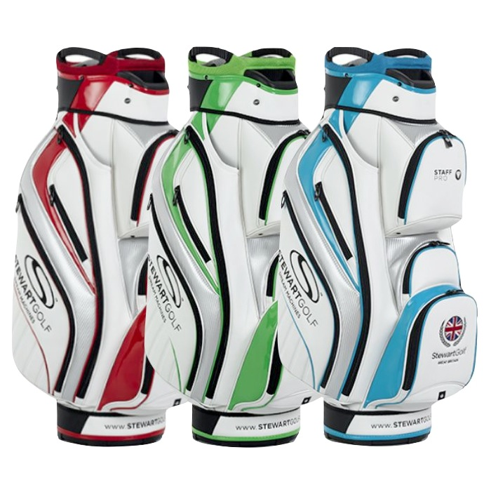a0744954b05 Stewart Golf StaffPro Cart Golf Bag
