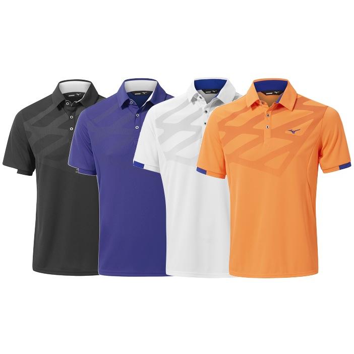 8f0d28c9 Mizuno Solar Cut Golf Polo Shirt
