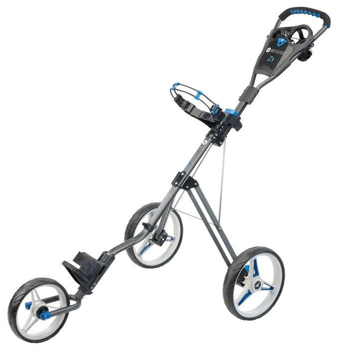 Motocaddy Z1 Push Golf Trolley - New